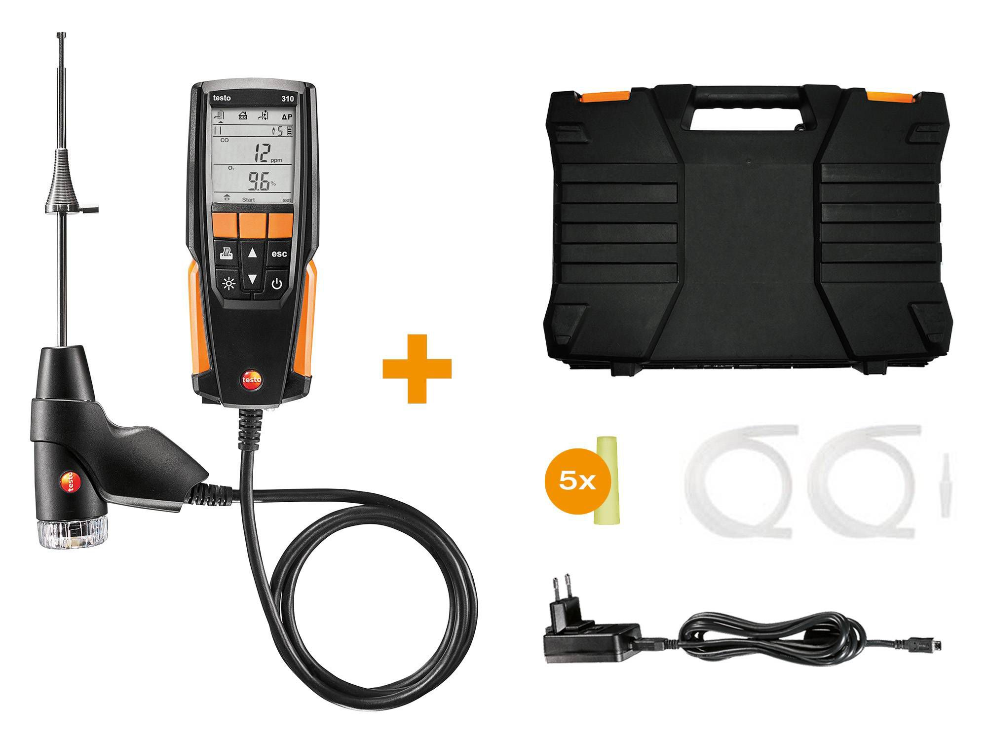 testo 310 Combustion A...