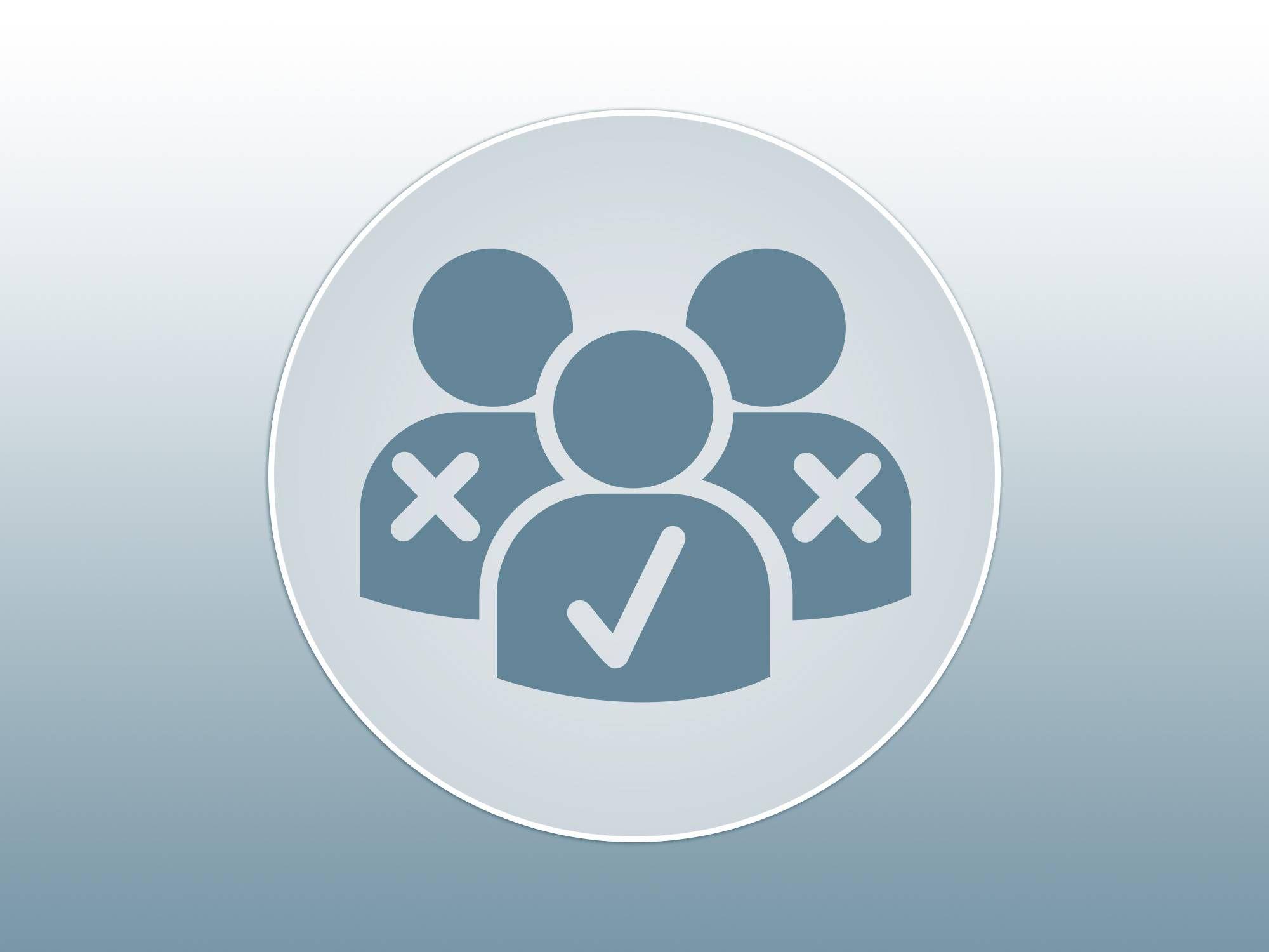 Manage authorizations with testo Saveris Retail Chain