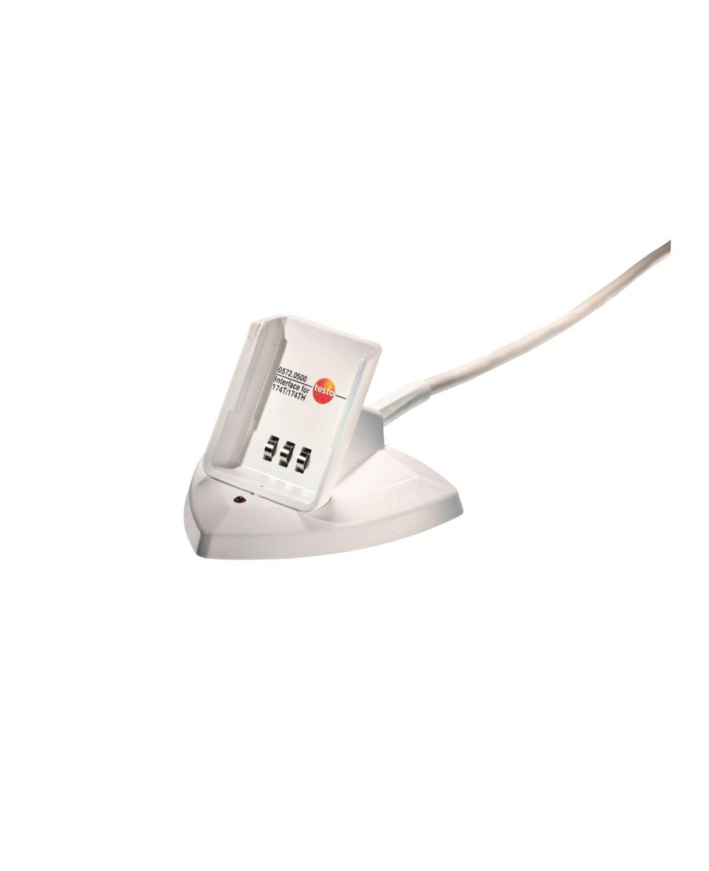 USB-Interface zum Programmieren und Auslesen der Logger