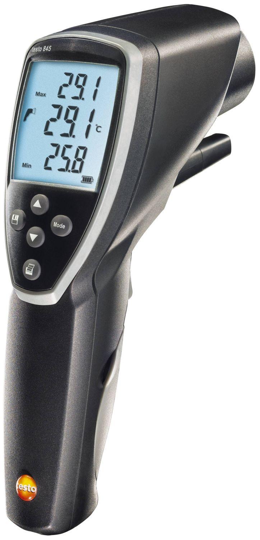 testo 845 infrarood temperatuurmeetinstrument