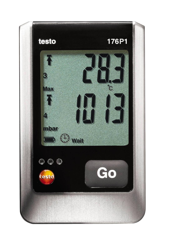 Enregistreur de température, humidité et pression