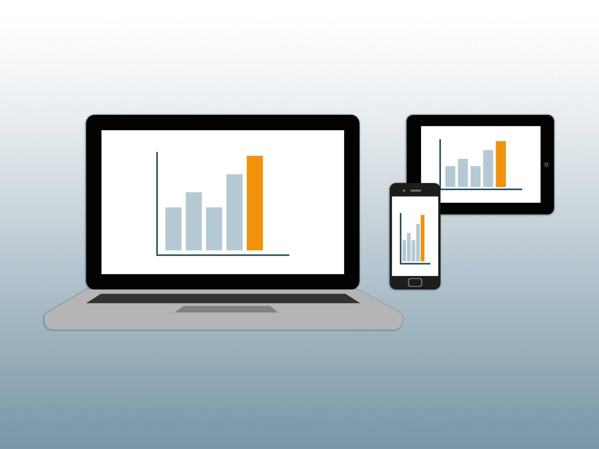 Fast data access with testo Saveris Retail Chain