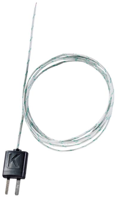 Thermocouple with TC adapter, flexible, length 1500 mm