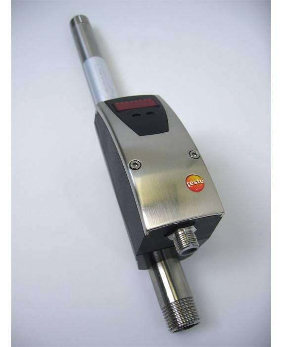 Débitmètre d'air comprimé (DN15) pour 0,25 ... 75 m3/h