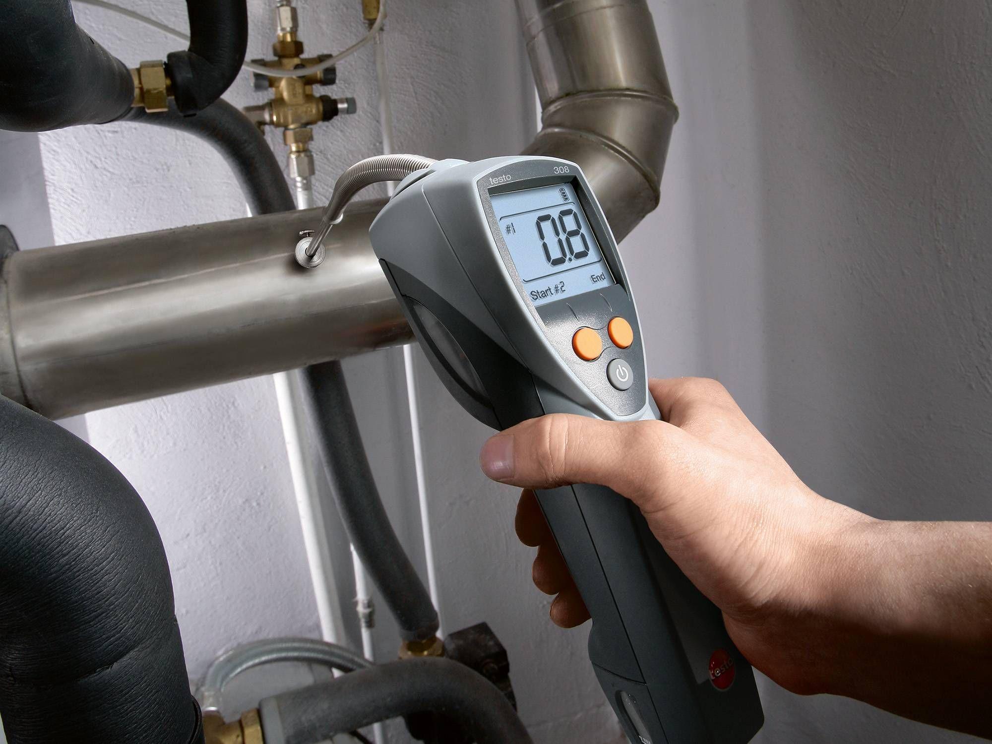 Roetmeter testo308