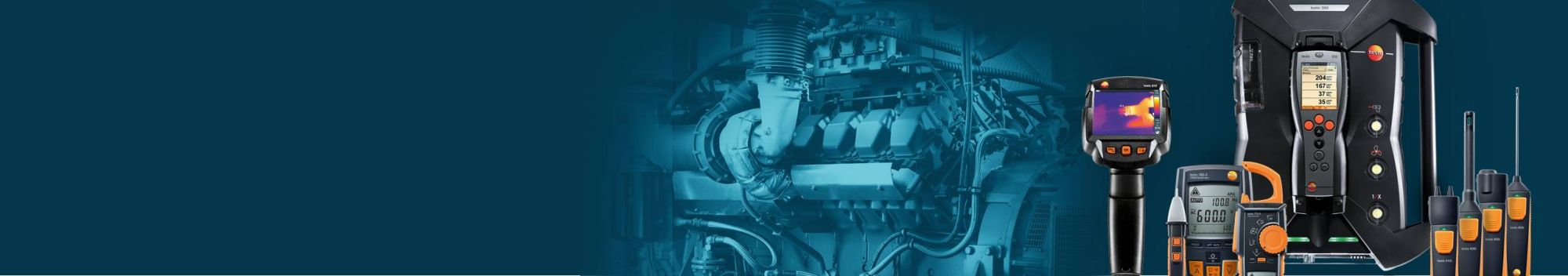 <strong>熱電聯産</strong>全套測量方案