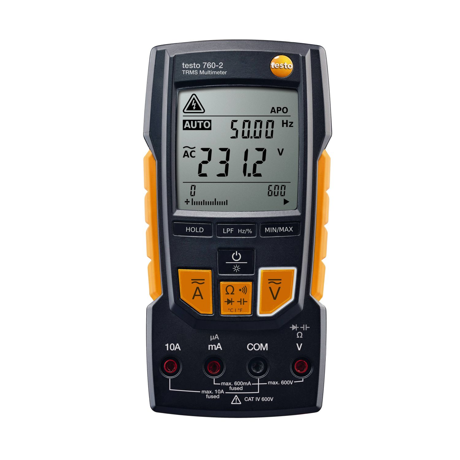 testo 760-2 Multimètre digital