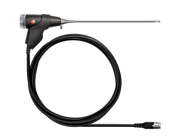 Flue gas probe compact