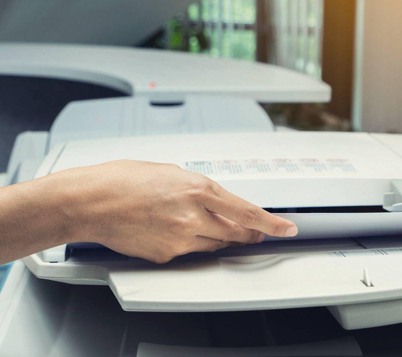 Nanopartikel an Büroarbeitsplätzen (Tonerstäube von Druckern und  Kopierern)