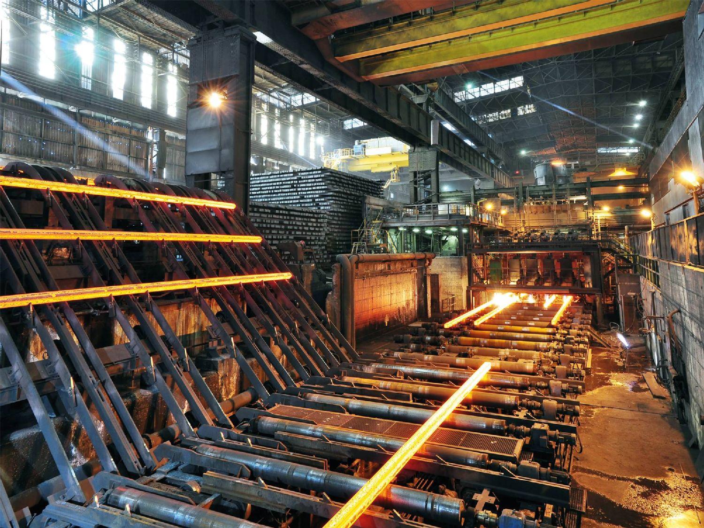 Metall- und Stahlwerke