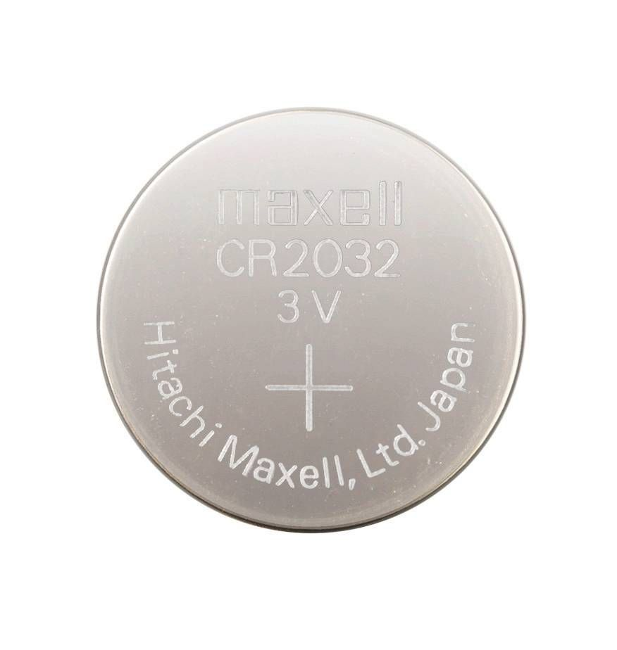 Lithium battery, button cell