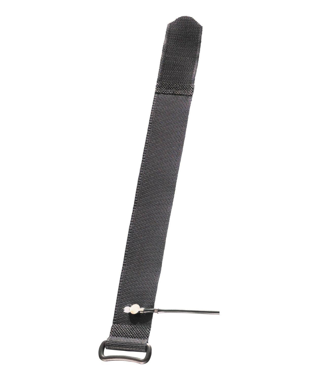 Sonde tuyau avec bande velcro, pour diamètre de tube