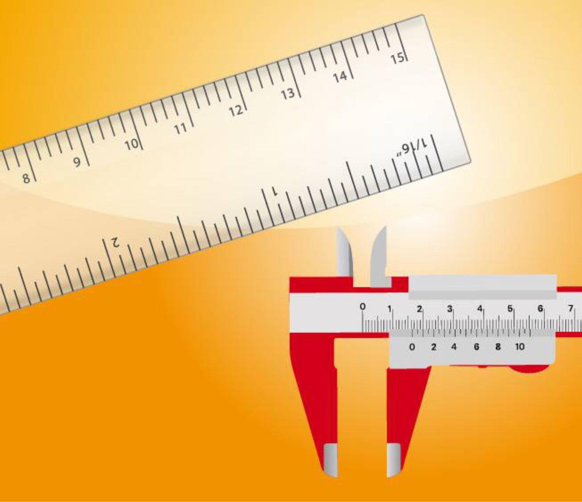 Délka a průměr trubice sondy