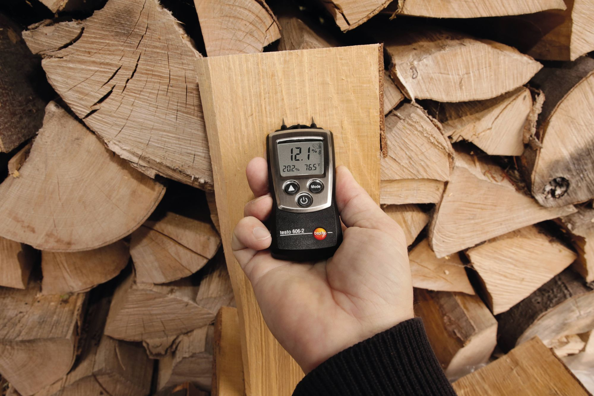 Moisture meter testo 606-2