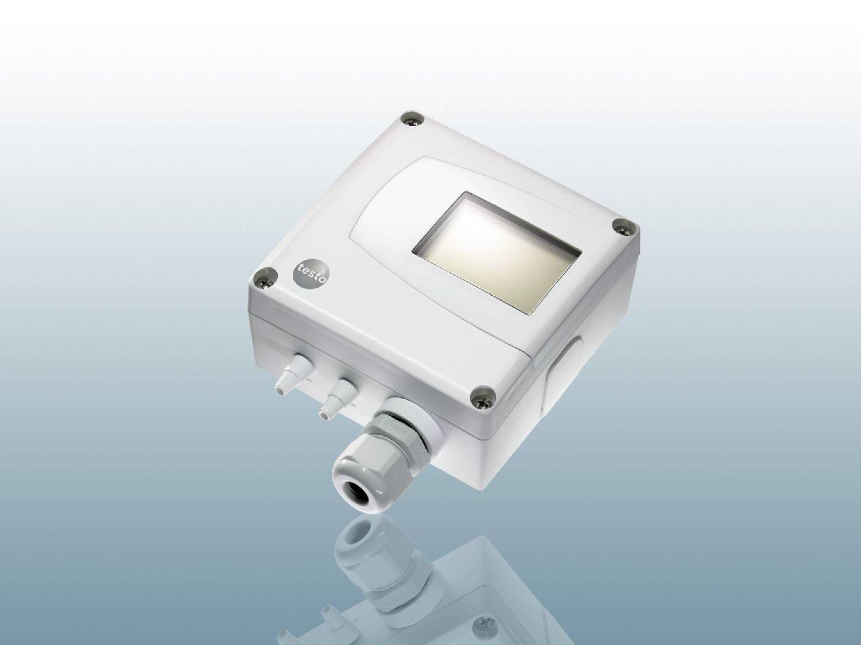 Transmissor de pressão diferencial