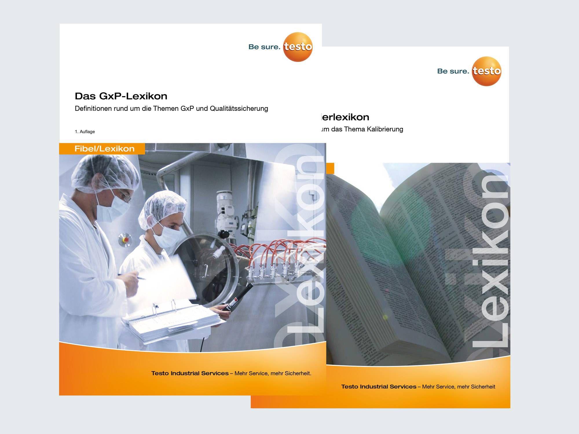 Lexika: GxP und Kalibrierung