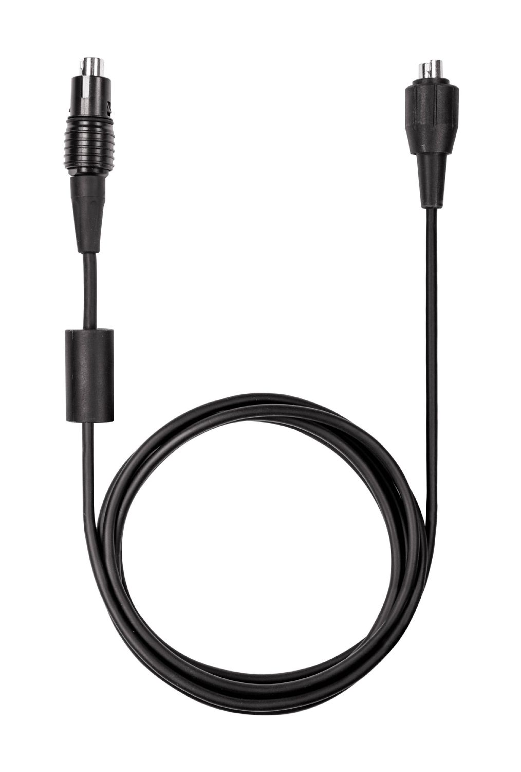 Plug-in head cable for digital probes
