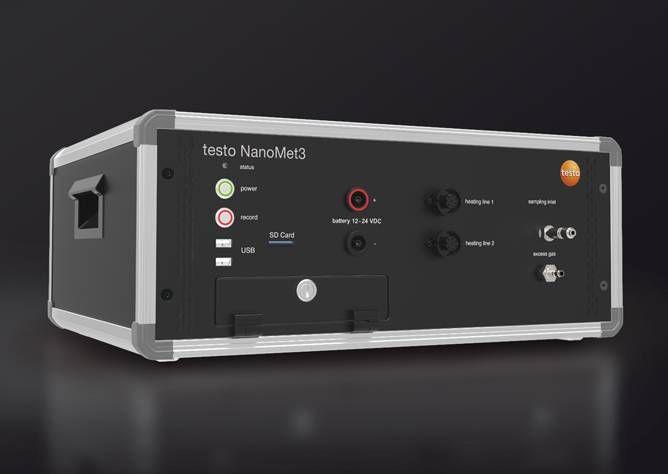 testo NanoMet3