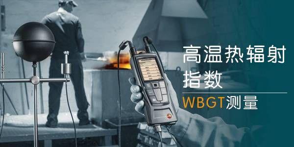 德图testo 480多功能环境测量仪高温热辐射WBGT测量