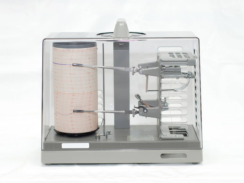 Thermo-hygrograph