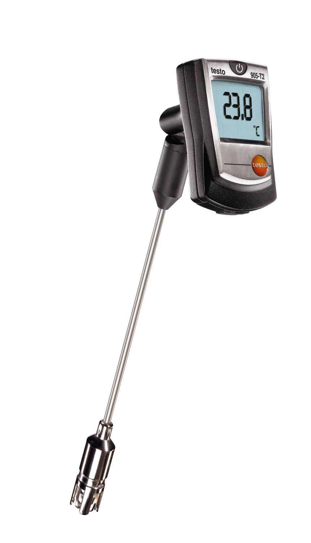 Thermomètre de contact, doté d'une large étendue de mesure