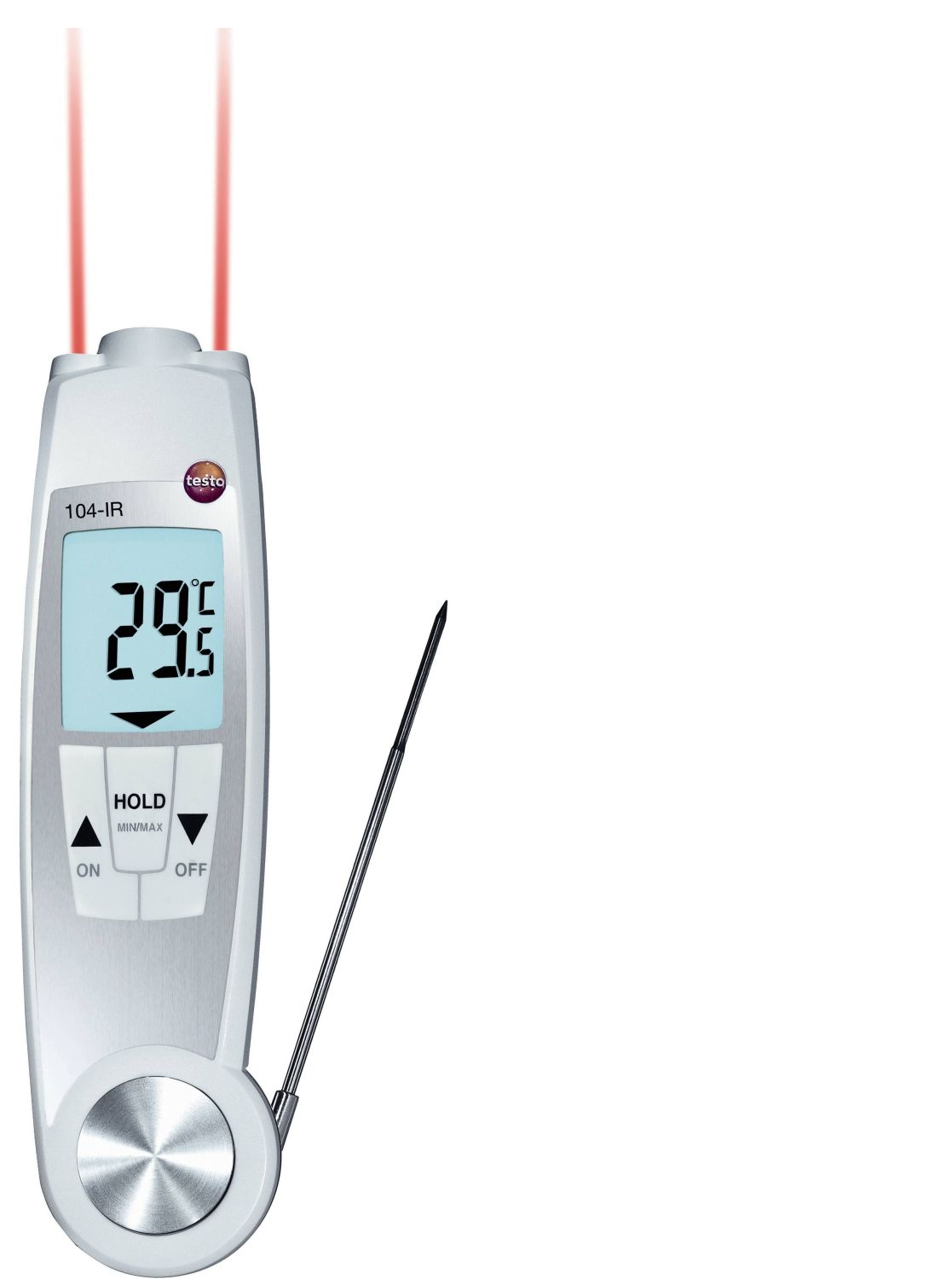 testo 104-IR temperatuur meetinstrument
