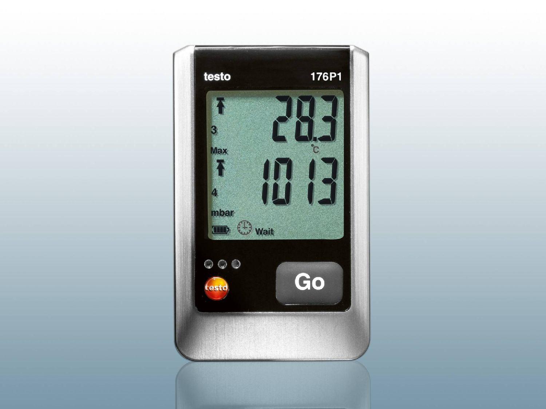 压力数据记录仪testo 176 P1