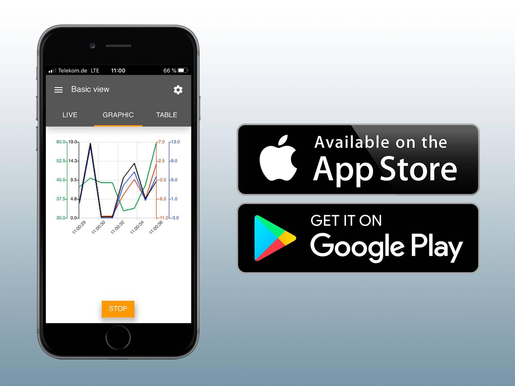 testo Smart App