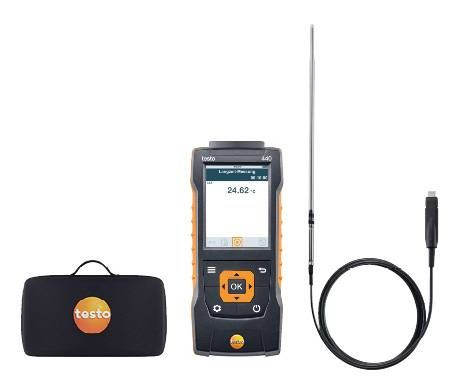 testo 440 Laboratory kit