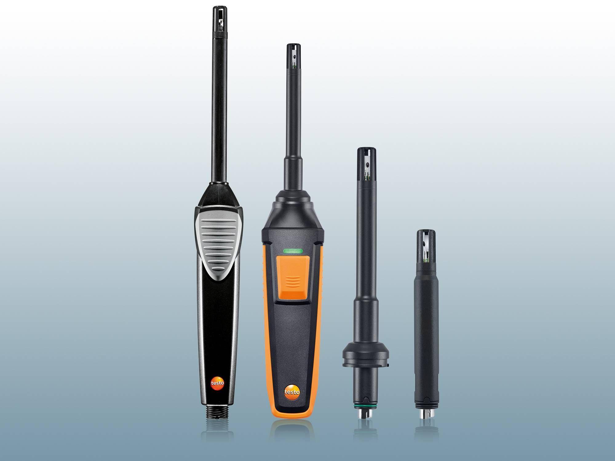 Testo higrometre