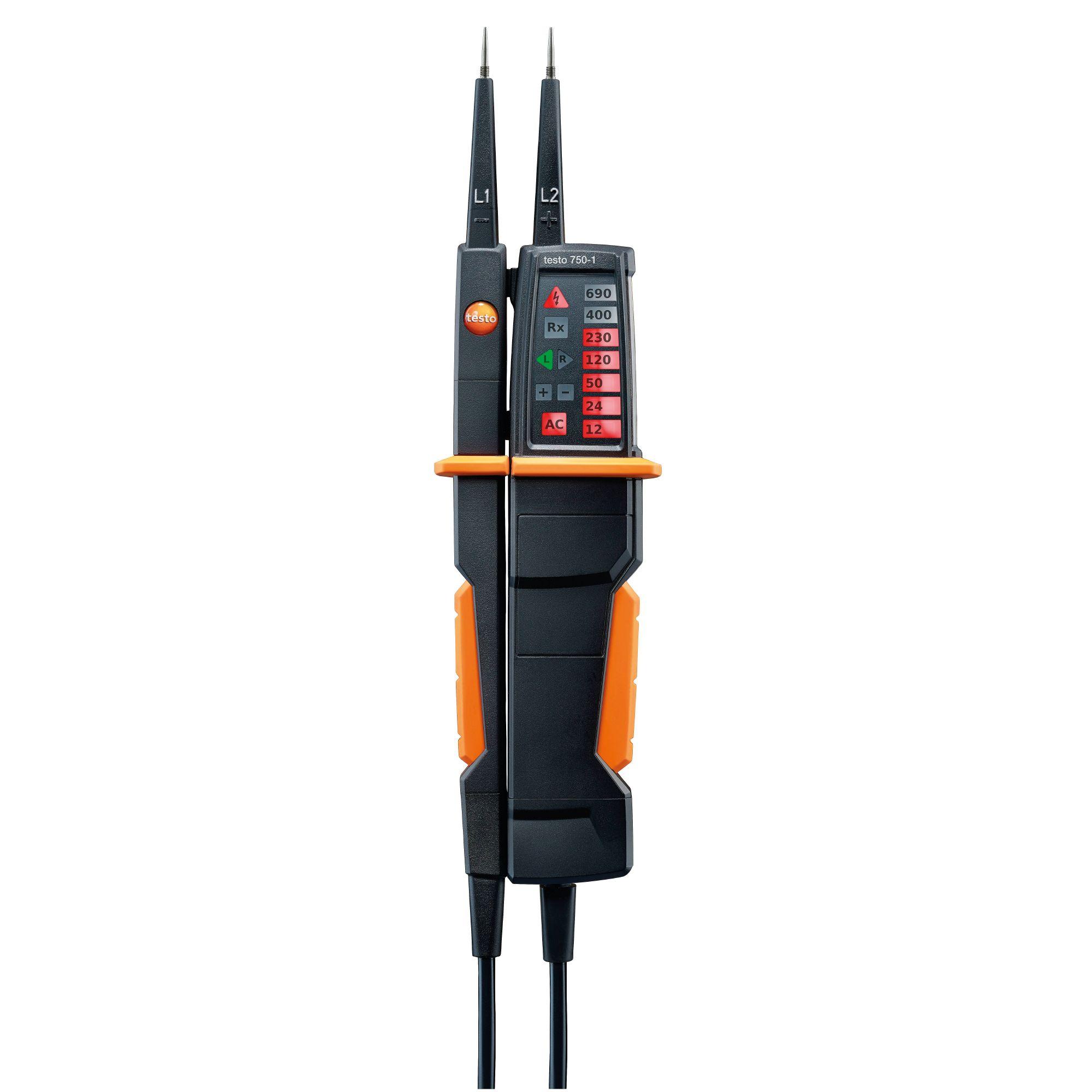 testo 750-1 contrôleur de tension