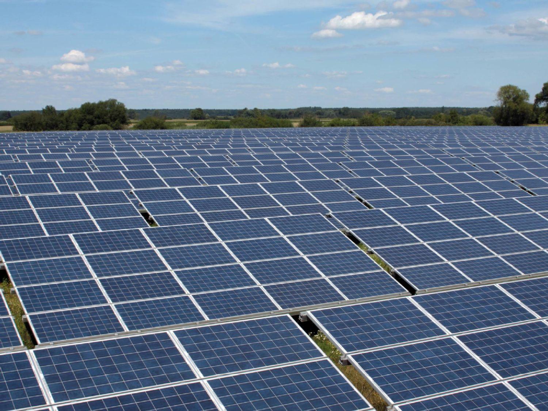 photovoltaic plants