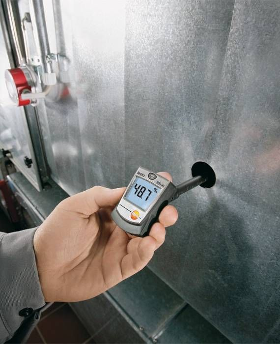 testo 605 hygrometer