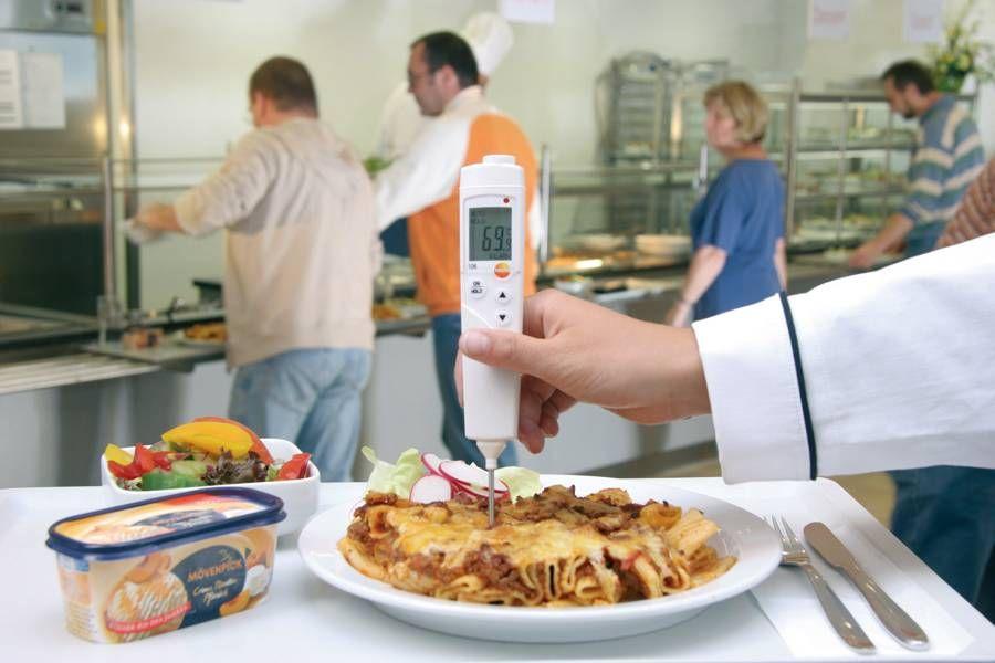 德图食品快检测量方案