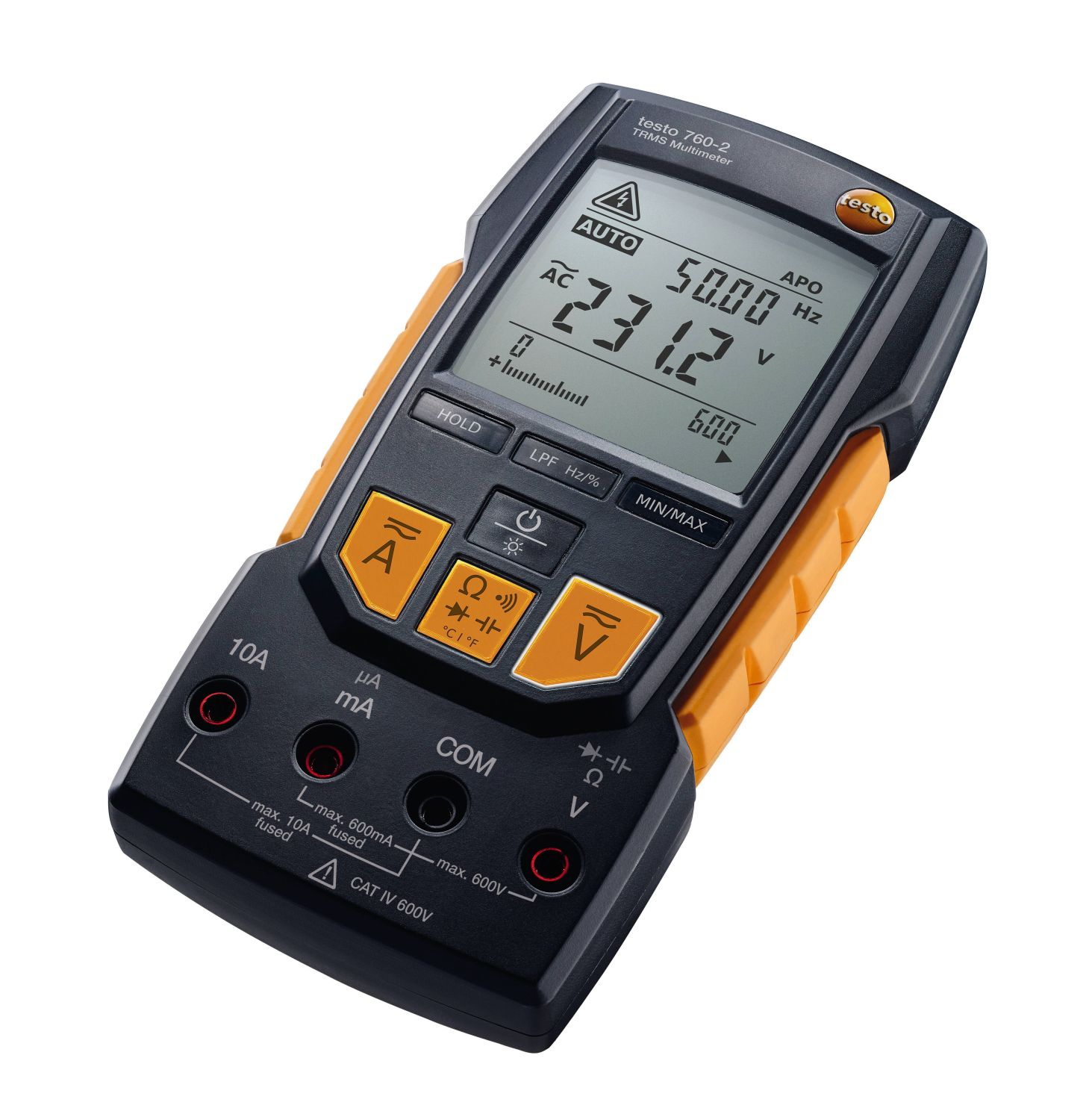 Digital multimeter testo 760-2