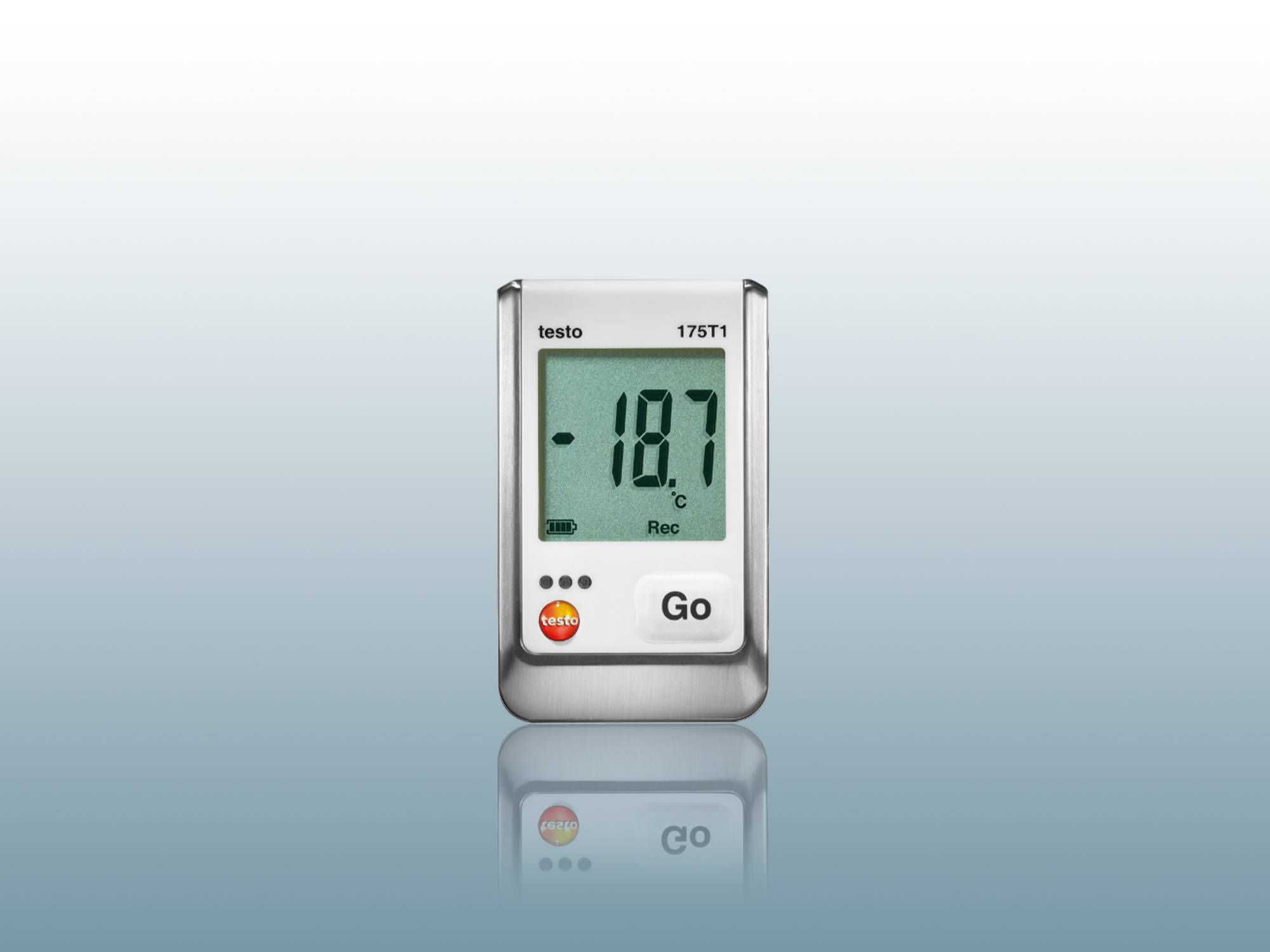 Data logger di temperatura
