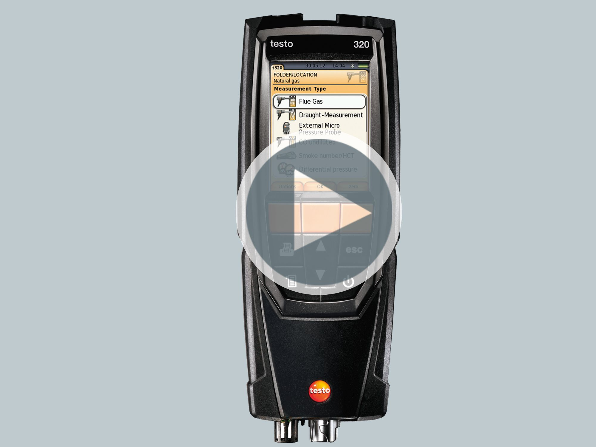 Application Videos: Flue Gas Analysers