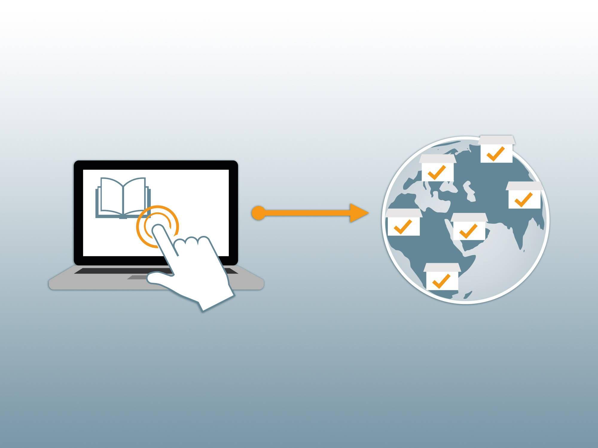 Digital quality handbooks with testo Saveris Retail Chain
