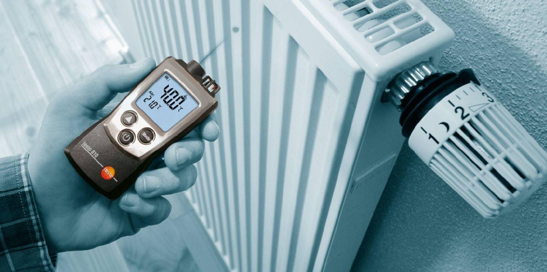 IR thermometer testo 810