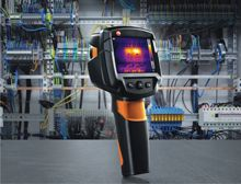 testo entry level thermal imager 870