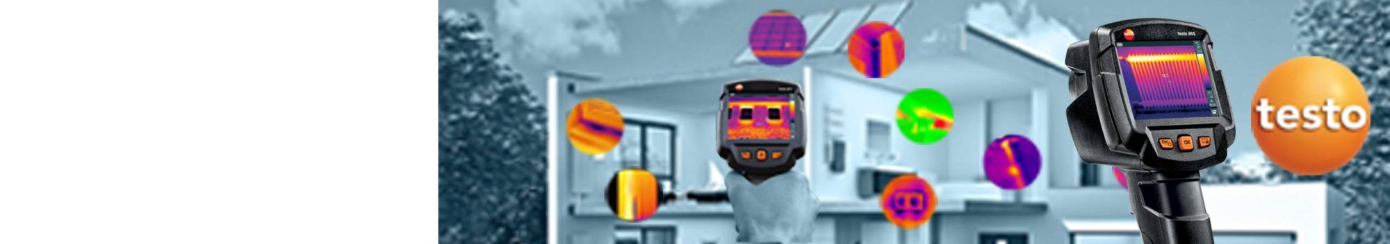 Testo thermal imaging cameras<strong> Prices from just £699!</strong>