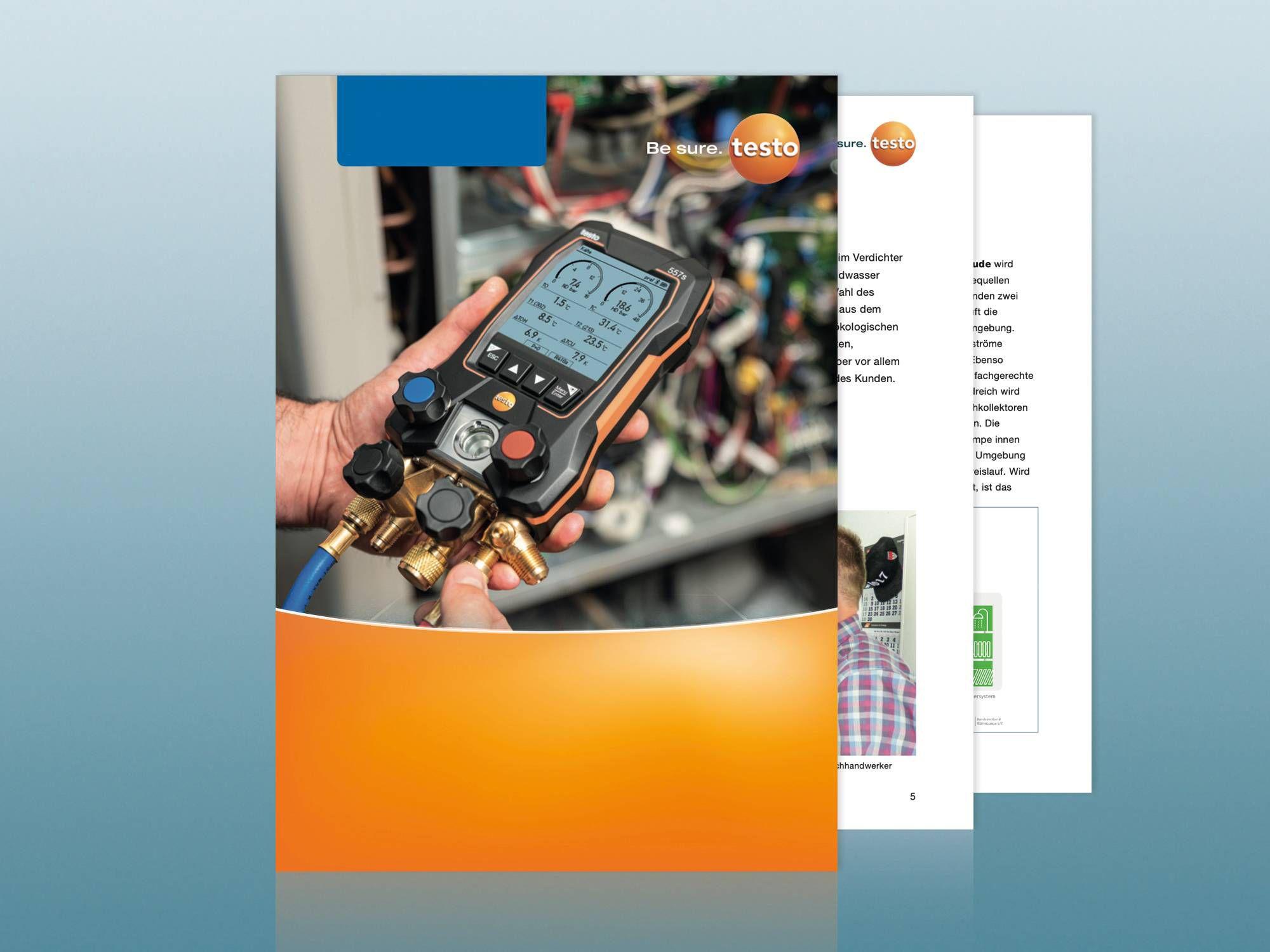 Application guide heat pumps