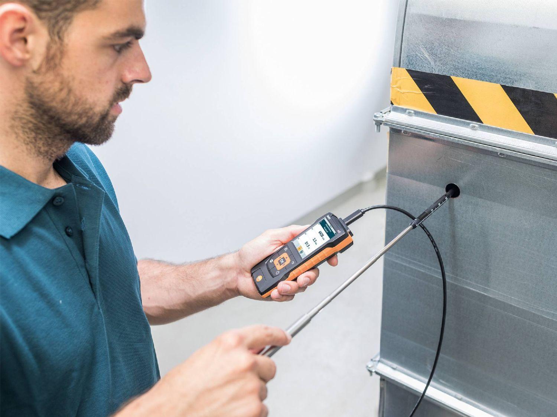 Indoor ventilation maintenance