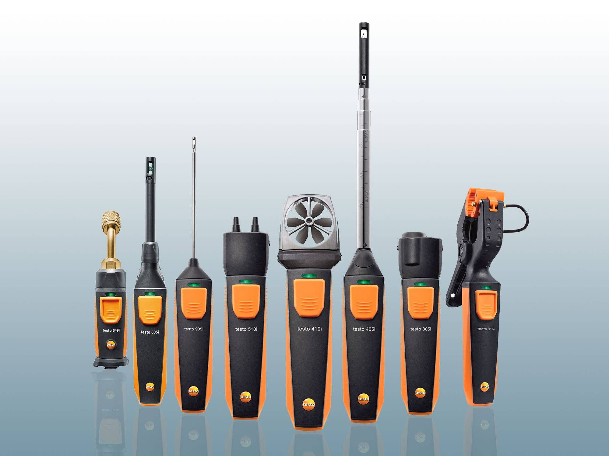 Discover testo Smart Probes