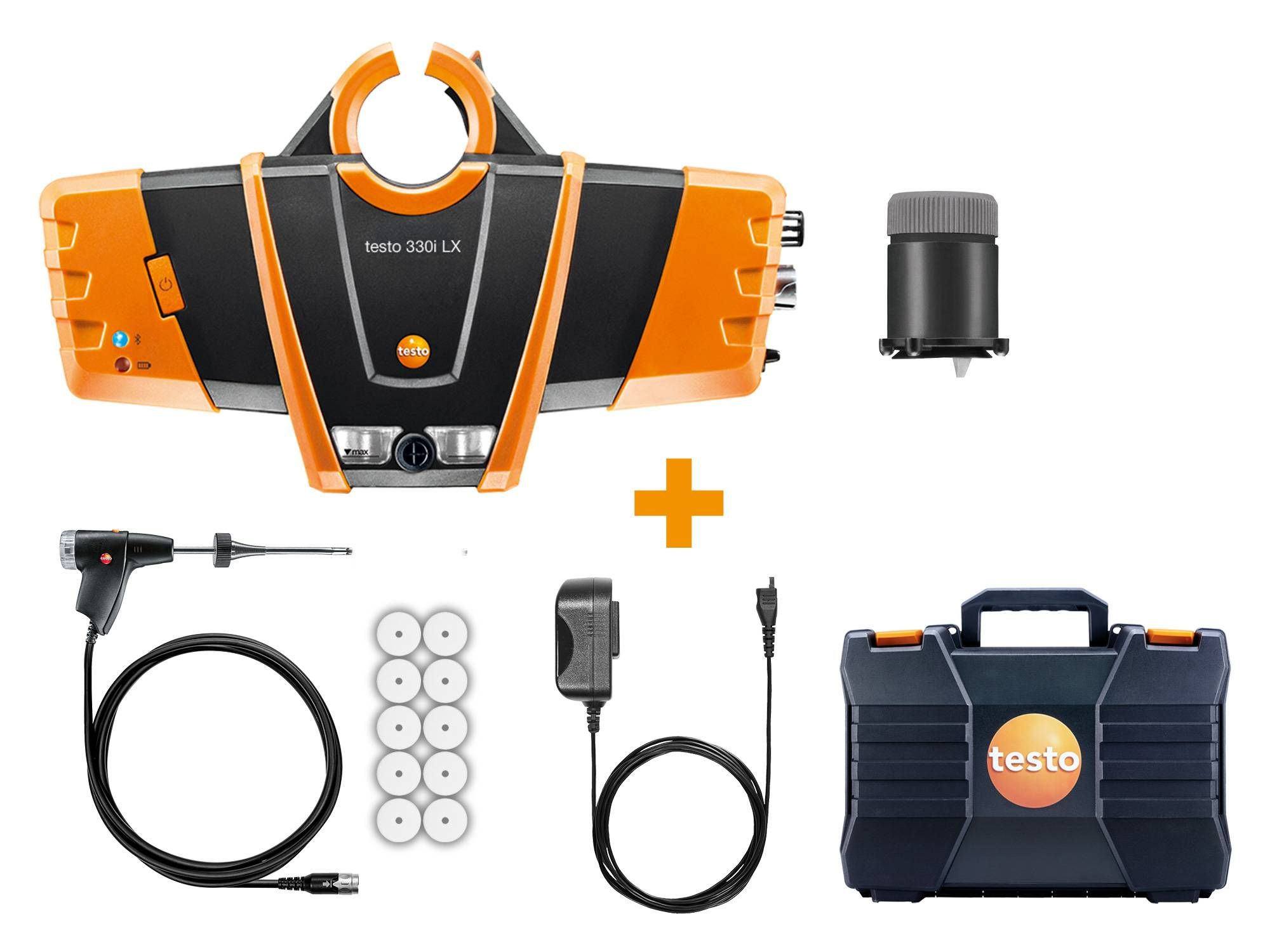 testo 330i LX Jubiläums-Set