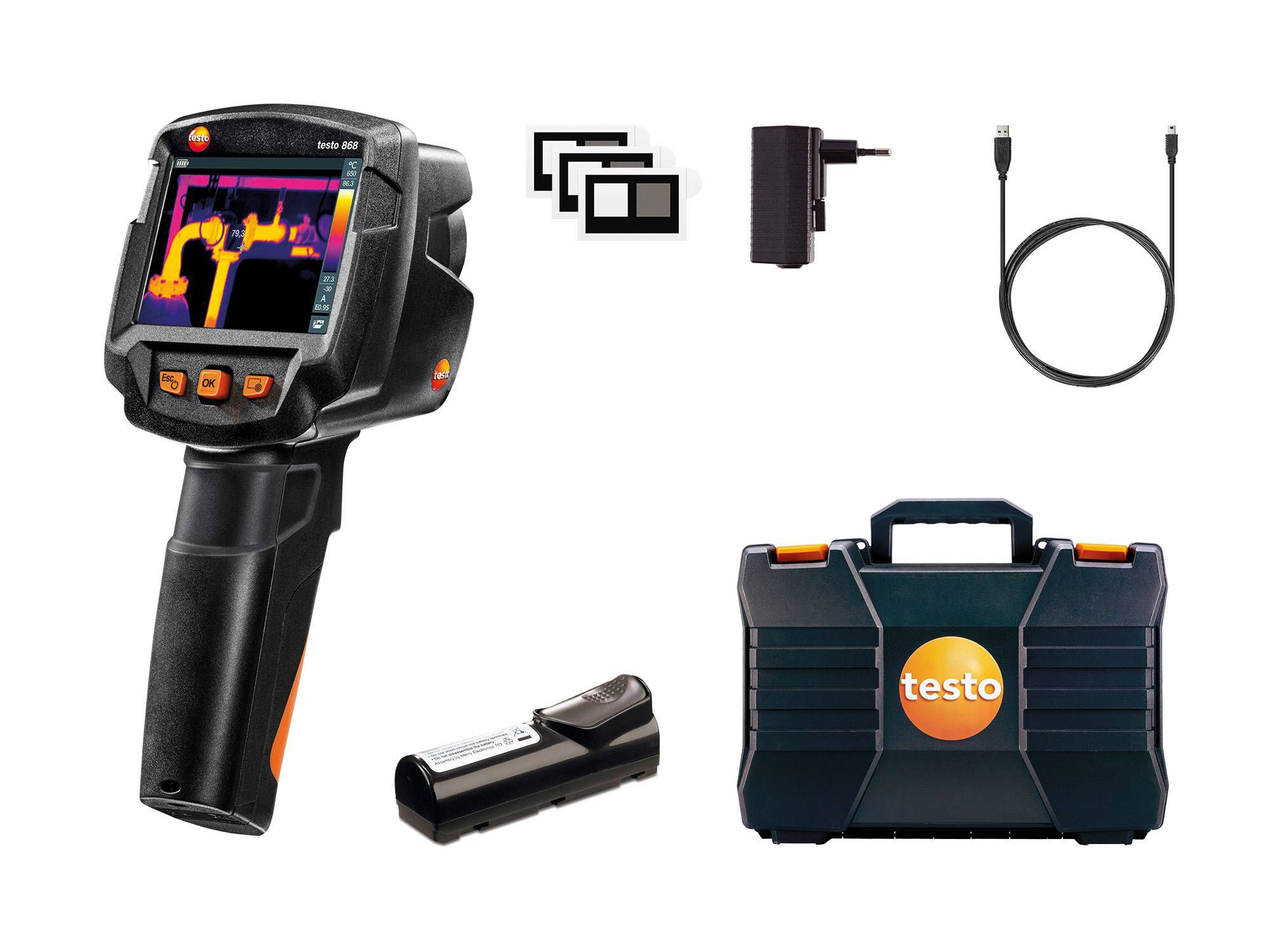 testo 868 - thermal imager