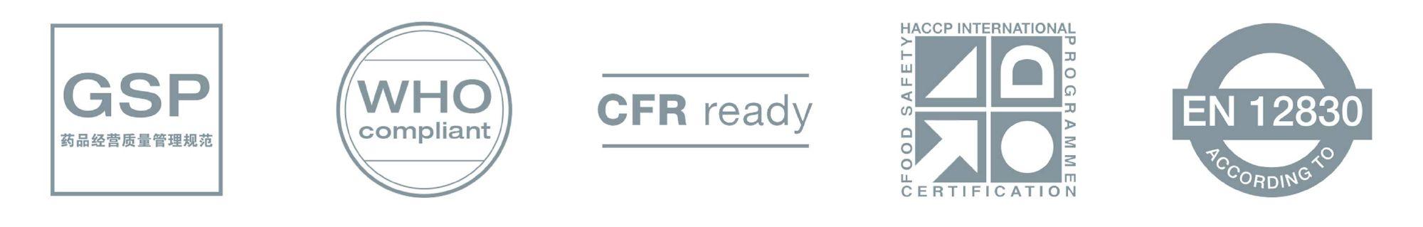 WHO、FDA 21 CFR Part11、GxP等食品和药品运输的规范对疫苗冷链温控有着具体的法规要求。满足相关法规要求,确保疫苗的安全性,疫苗运输和储存必须有成熟的冷链系统支撑。