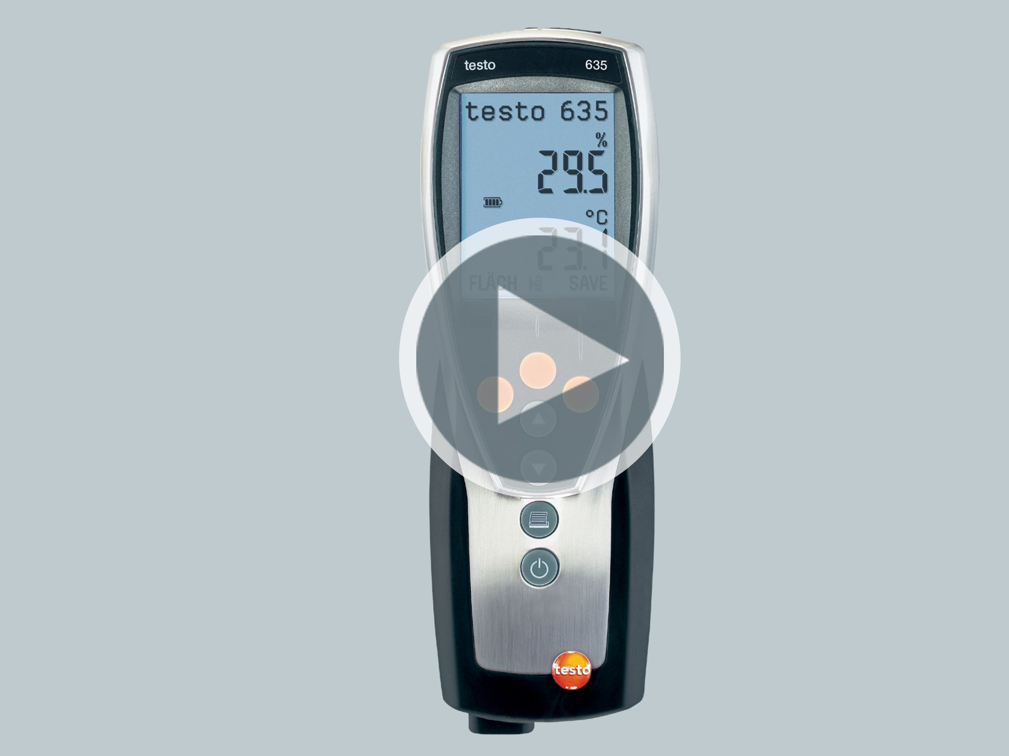 Application Videos: testo 635