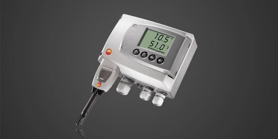 6651温湿度变送器