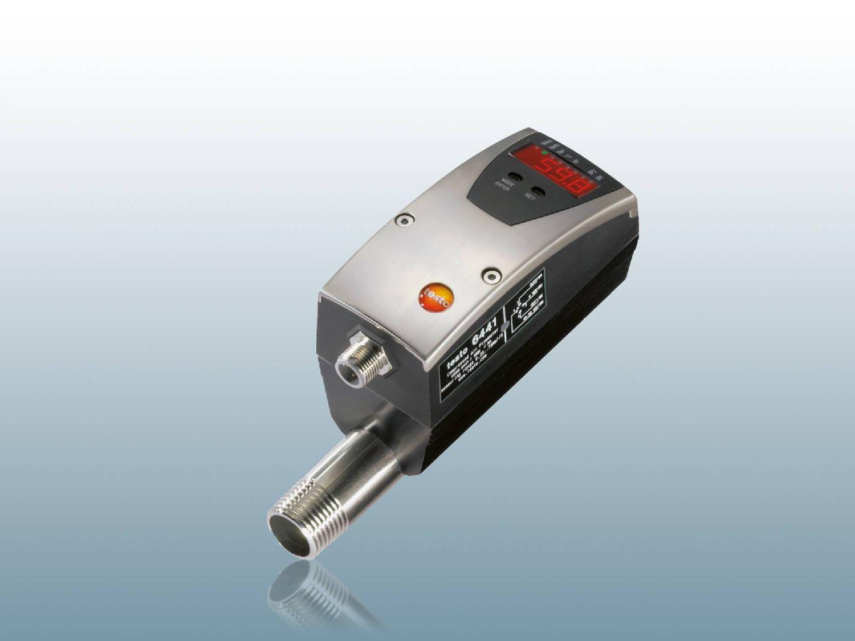 Compressed air meter testo 6441